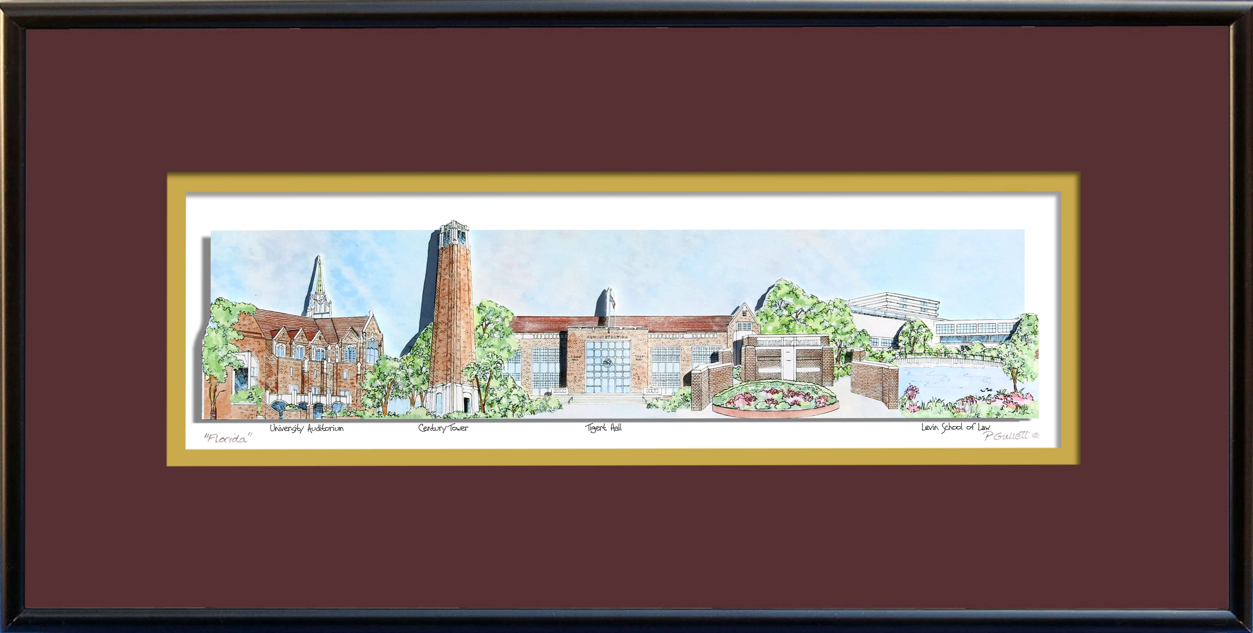 U of FL FRAME