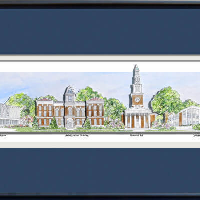 U of KY FRAME