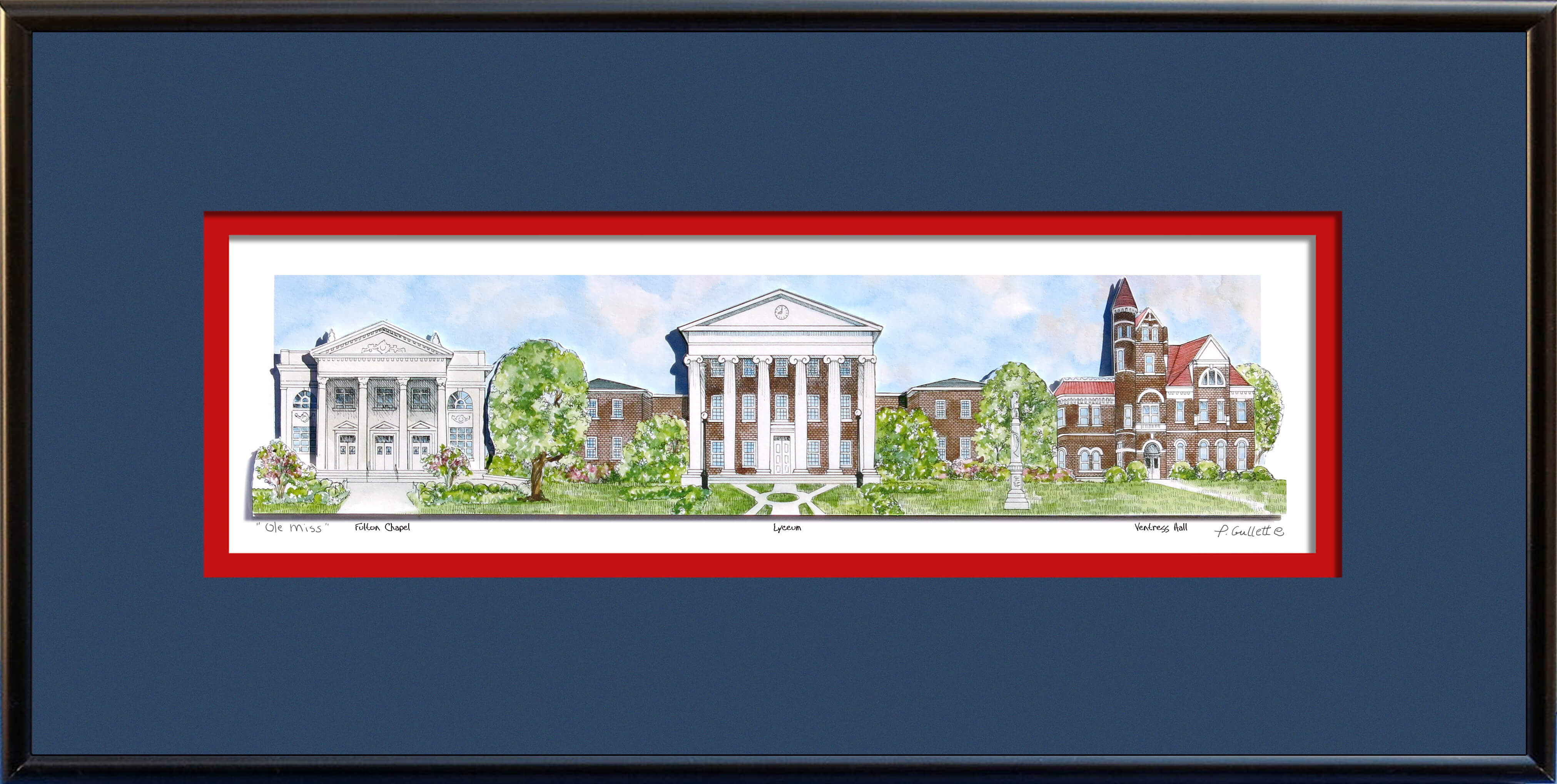U of MS FRAME