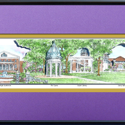 East Carolina FRAME